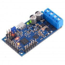 Pololu Simple High-Power G2 24v12 - motor controller 24V/12A - assembled