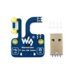USB-A adapter for Raspberry Pi Zero