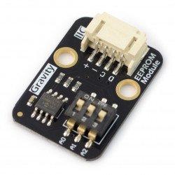 DFRobot Gravity: I2C EEPROM Data Storage Module