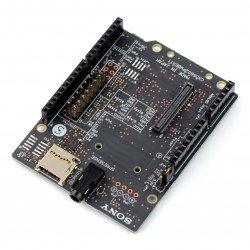 Sony Spresense Extension Board - płytka rozszerzeń dla modułu głównego Sony Spresense
