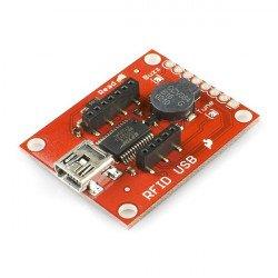 USB RFID Reader - SparkFun...