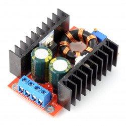 Adjustable step-up converter 50W boost 12V -35V 10A