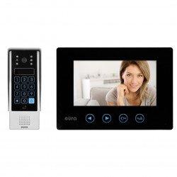 Eura-tech Eura VDP-10A3 Jupiter - videophone + outdoor cassette - black