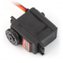 Servo PowerHD AR-1201MG continuous work 360 degree two-way mount