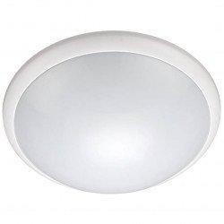 Eura-tech EL Home MVL-02B7 - Plafon LED with microwave sensor 230V E27