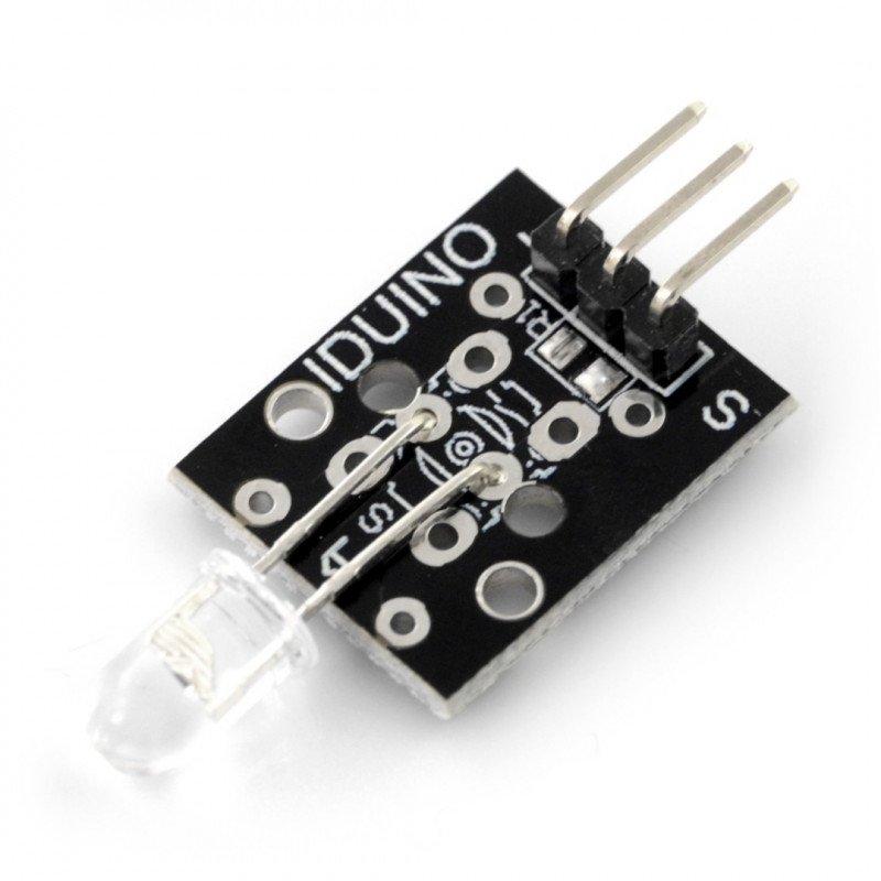 Module Iduino - 940nm infrared transmitter
