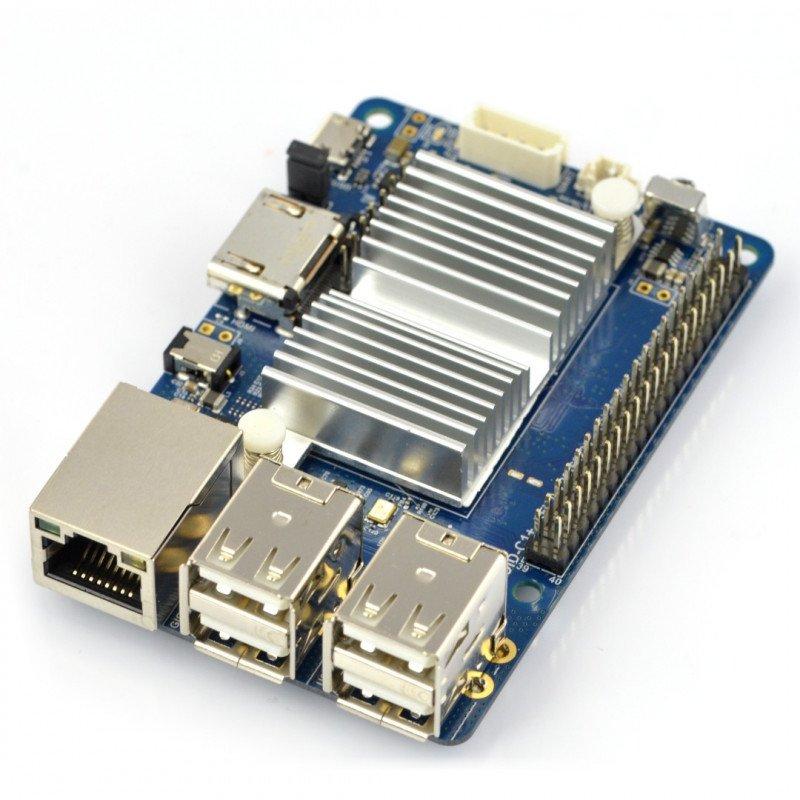 Odroid C1+ - Amlogic Quad-Core 1.5GHz + 1GB RAM