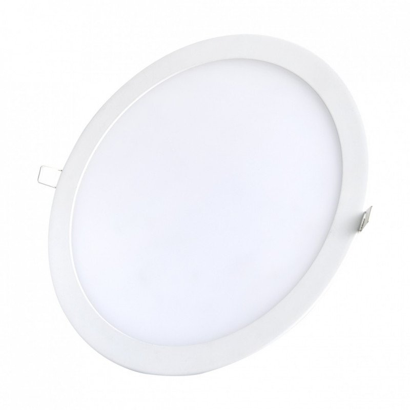 LED panel ART ultra slim round, 300mm, 25W, 1750lm, neutral