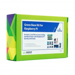 Grove Base Kit for Raspberry Pi - beginner kit
