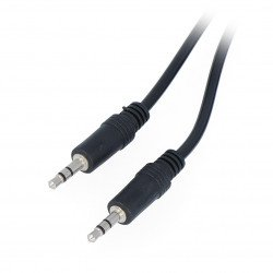 3,5mm stereo jack cable -...