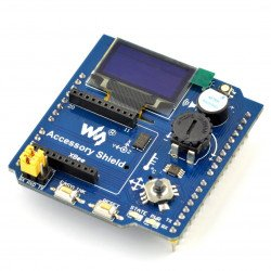 Waveshare Auxiliary Shield for Arduino
