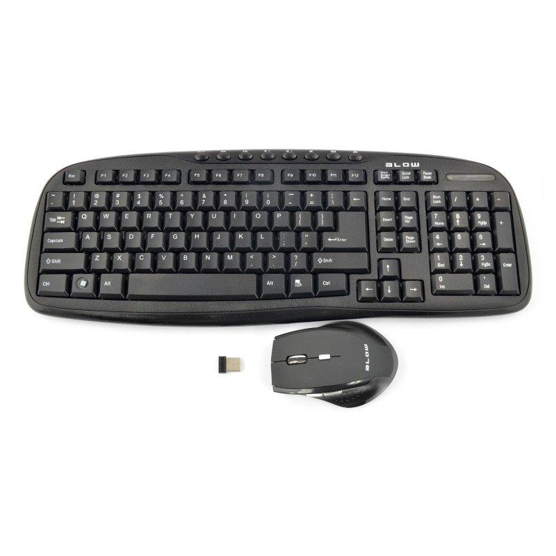 Blow KM-1 keyboard + mouse