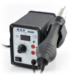 WEP 858D hotair soldering station