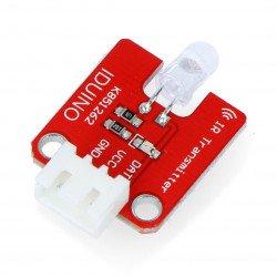 Iduino IR 940nm transmitter + 3-pin wire