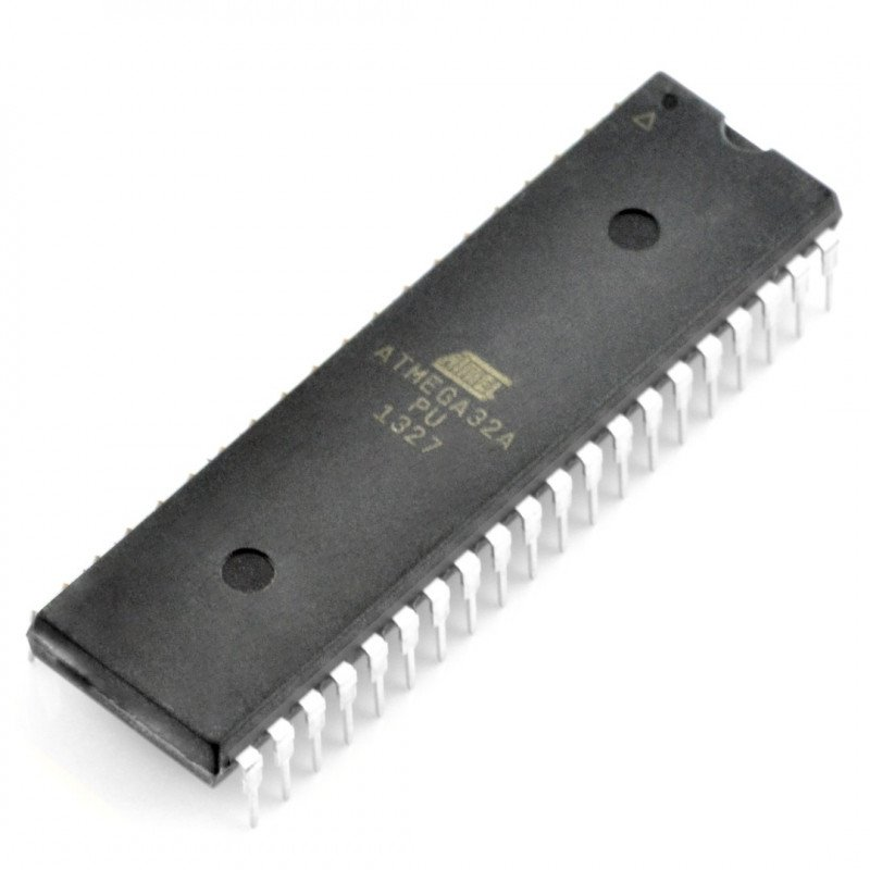 The AVR - ATmega32A-PU - DIP