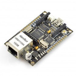 XBoard v2 of the Internet-bridge - compatible with Arduino*