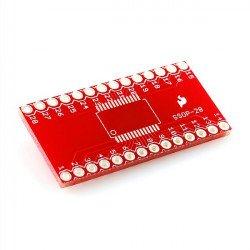 SSOP adapter to 28-pin DIP...