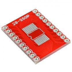 SSOP adapter to DIP 20-pin...