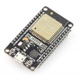 ESP32 WiFi + BT 4.2 - platform with module ESP-WROOM-32 compatible with ESP32-DevKit