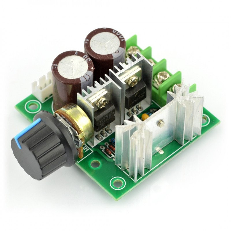 DC 12-40V 400W motor speed controller