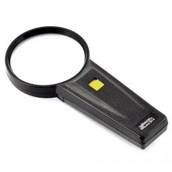 Magnifier with 80 mm backlight
