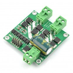DFRobot - dual channel 24V/7A DC motor controller