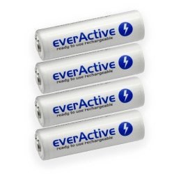 EverActive R6 AA Ni-MH 2600 mAh battery