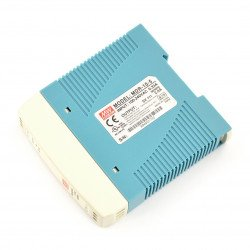 Mean Well MDR-10-5 power supply for DIN rail - 5V / 2A / 10W