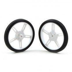 Pololu wheel 60x8mm - white