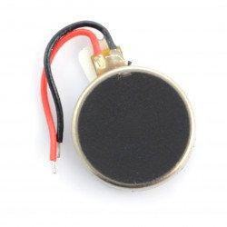 Mini vibrating motor 10x10x2.0mm - 3V