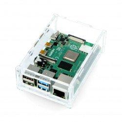 Raspberry Pi Model 4B - transparent - LT-4B15