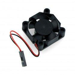 Fan 5V 30x30x10 mm - for Raspberry Pi housing