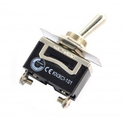 ON-OFF lever switch KN3(C)-101 250V/6A