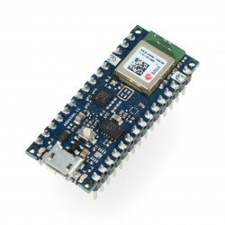 Arduino Nano 33 BLE - with connectors