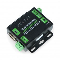 RS232/RS485 - Ethernet - Cortex M4 Converter