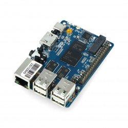 Banana Pi M4 1GB Ram + 8GB eMMC Quad-Core 64 bit