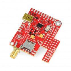 3G/GSM module - u-GSM shield v2.19 UG95E - for Arduino and Raspberry Pi - SMA connector