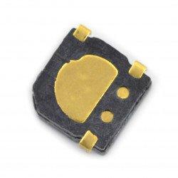 Buzzer magnetyczny 3V, 5mm - SMD