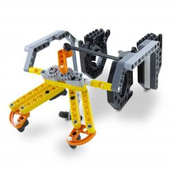 Gripper Building Kit - a set of grippers for Dash and Cue robots