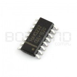 MAX3232CSE converter - SMD