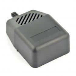 Plastic box Kradex Z92 - 85x61x32mm black