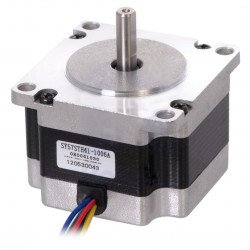 Hybrid stepper motor SY57STH41-1006A 200 steps/rev 5.7V / 1A / 0.41Nm