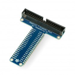 Adafruit Pi T-Cobbler Plus compound - Raspberry Pi B+ extension for contact plate + tape