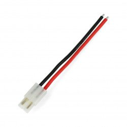 Power supply wires with...