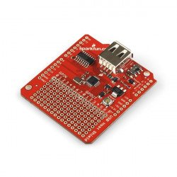 USB Host Shield - frontend for Arduino - SparkFun DEV-09947