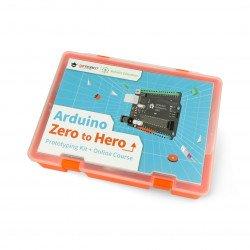 DFRobot Gravity - Arduino kit from zero to hero
