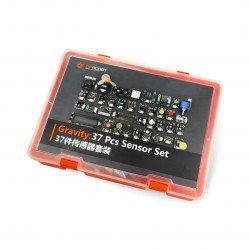 DFRobot Gravity - a set of sensors - 37 pieces.
