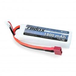 LiPol Redox package 1300 mAh 20C 7.4V
