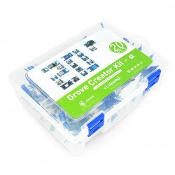 Grove Creator Kit - α - Creator Kit - 20 Grove modules for Arduino