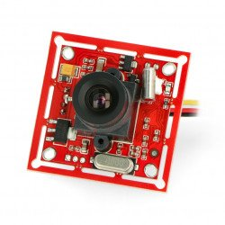 Grove - OV528 camera with two lenses - RS485/RS232